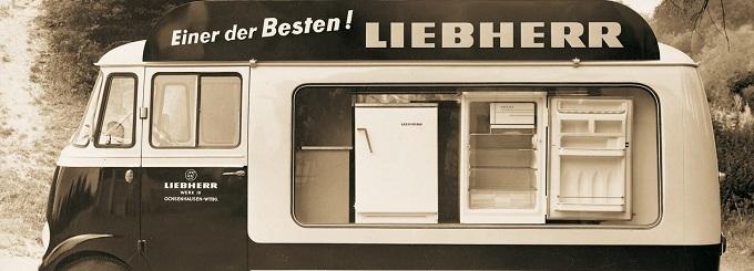 Liebherr история