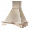Faber RANCH 60 корпус венецианская штукатурка Купольная вытяжка