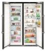 Liebherr SBSbs 8673 Холодильник Side-by-Side
