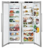 Liebherr SBSes 7252 Холодильник Side-by-Side