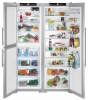 Liebherr SBSes 7353 Холодильник Side-by-Side