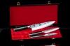 Samura SD-0220/G-10 набор из 3 кухонных стальных ножей