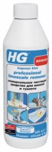 HG 100050161 Универсальное чистящее средство для ванной и туалета 0,5л